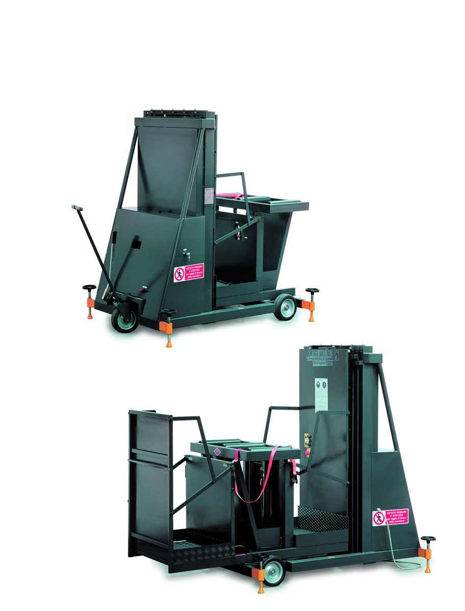 C M O  - Cemetery and transport equipment